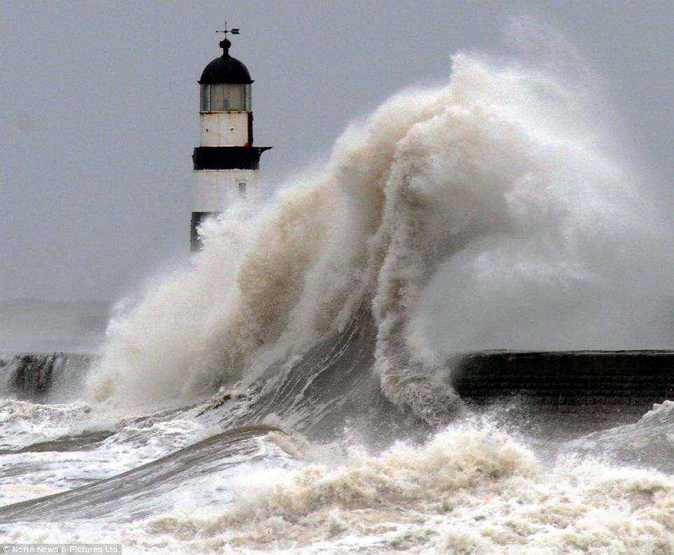 Ferocious Storm Closes Wettest April Ever In Uk Earth