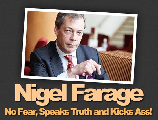 Farage: We face the prospect of mass civil unrest, even revolution