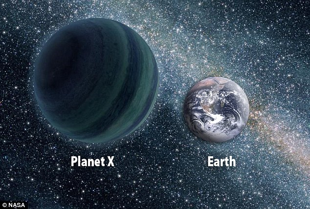 Irregular Kuiper Belt Orbits Suggest Planet X lurking at the Edge of our Solar System