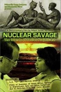 Nuclear Savage movie poster