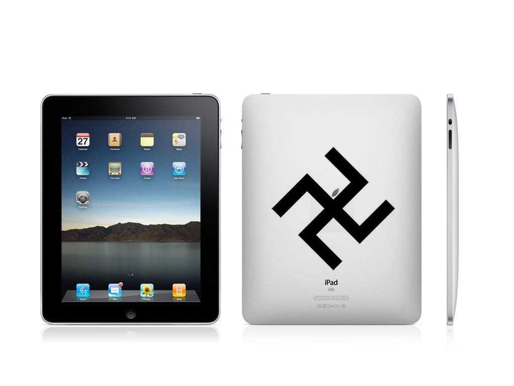 fascism apple store refuses to sell ipad to a woman. Black Bedroom Furniture Sets. Home Design Ideas