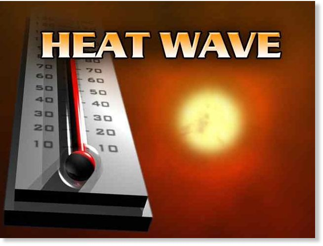 heat wave The heat index is the apparent temperature that describes the combined effect of high air temperature and high humidity the higher this combination, the more difficult it is for the body to cool itself.