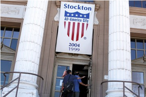Stockton City Hall