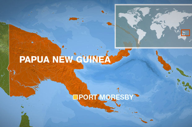 Strong quake strikes off Papua New Guinea, does not generate tsunami ...