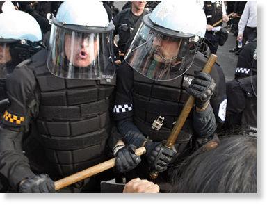 Police Amerika