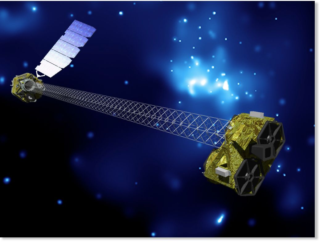 NASA's Black Hole-Hunting Space Telescope to Begin Science ...