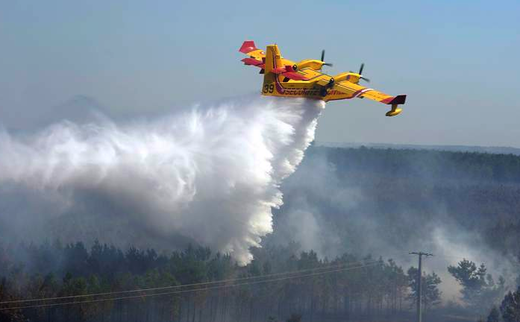 Wildfire France