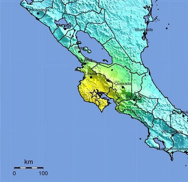 costa rica earthquake - photo #10
