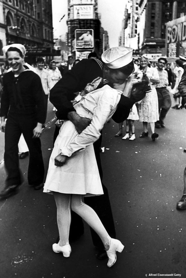 "The Kissing Sailor, or ""The Selective Blindness of Rape Culture"""