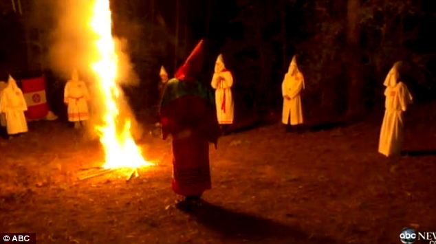 Shocking documentary lifts the lid on how Ku Klux Klan is still strong in Mississippi