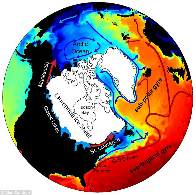 How Earth's oceans plunged the planet into a catastrophic big freeze - and it wasn't caused by humans