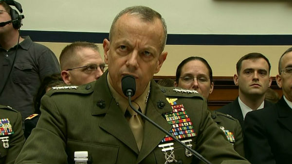 Petraeus scandal develops as another general is under investigation