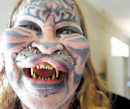 World famous 'Cat Man' who spent years morphing himself into a tiger may have died by suicide