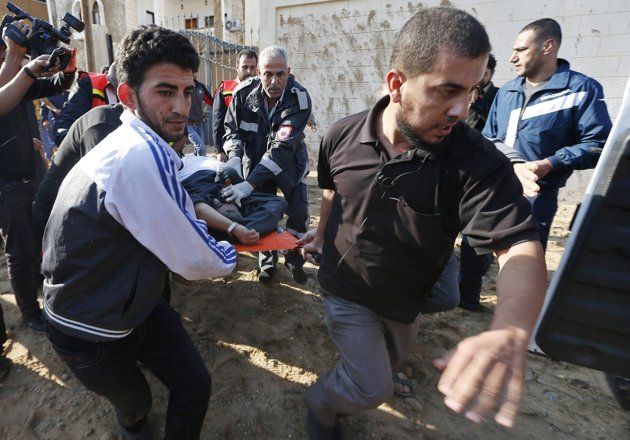 War looms over Gaza as death toll rises