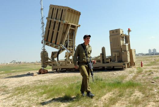Israel's 'Iron Dome', paid for with donation of $800 million from US, failing spectacularly against homemade Palestinian 'rockets'