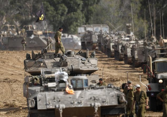 Israel ready to expand Gaza offensive, says Netanyahu