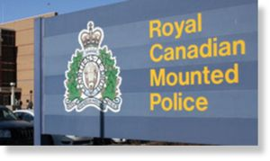 RCMP, Royal Canadian Mountain Police