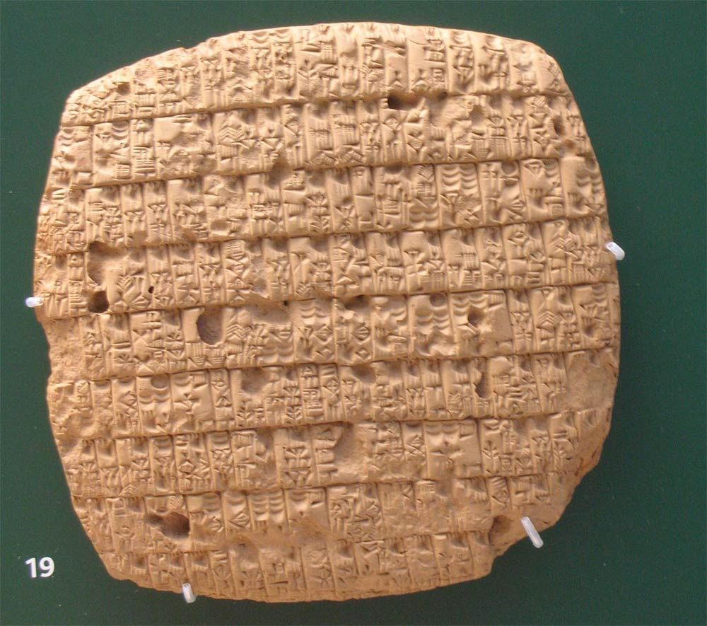Drought may have killed Sumerian language -- Secret ...