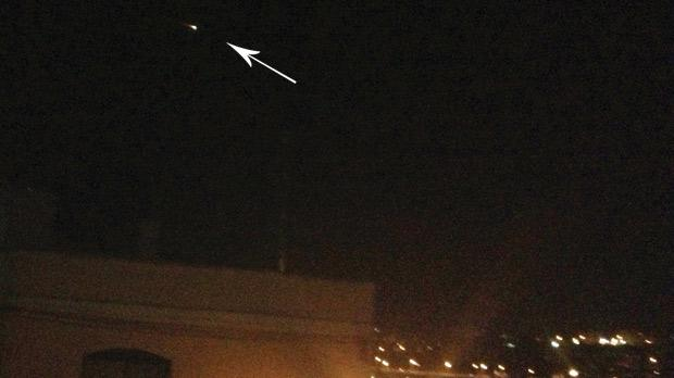 'Ball of fire' over Malta may have been a shooting star