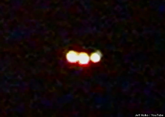 UFO over Michigan: Unexplained or normal plane?