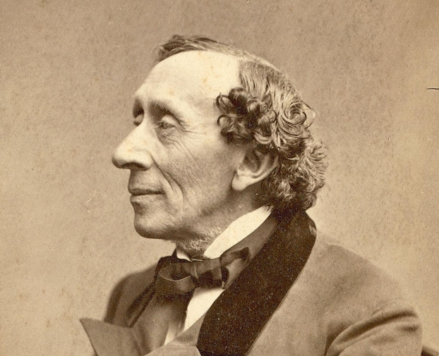 Hans Christian Andersen's first fairy tale discovered