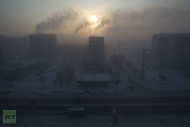 Down to -50C: Russians freeze to death as strongest-in-decades winter hits
