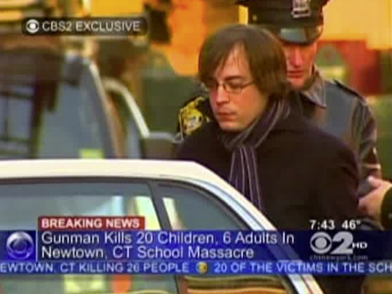 Sandy Hook massacre: Evidence of official foreknowledge?