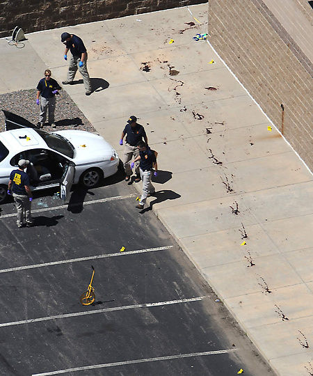 Aurora Shooter: Evidence Of Multiple Shooters At Aurora Theater Massacre