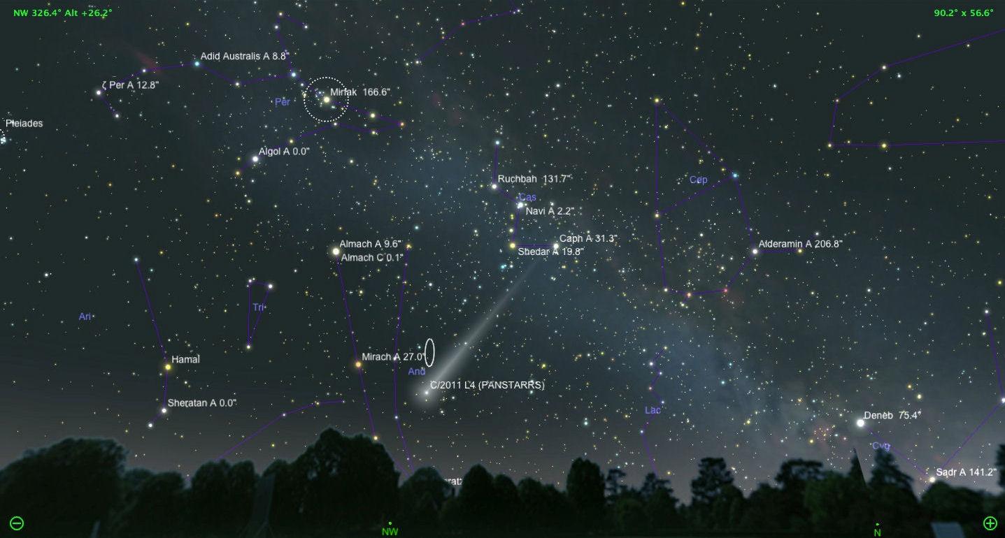 Catch These Comets in 2016 - Sky & Telescope Magazine