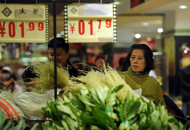 China's inflation accelerates as 'abnormal' weather boosts food prices