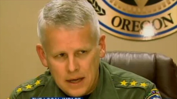 Oregon sheriff writes Biden to say he won't enforce new gun laws