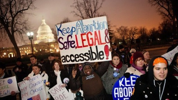 Poll: Majority of Americans want Supreme Court to uphold right to abortion