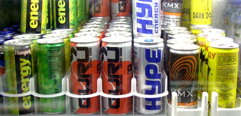 Study: 20K ER visits linked to energy drinks in 2011