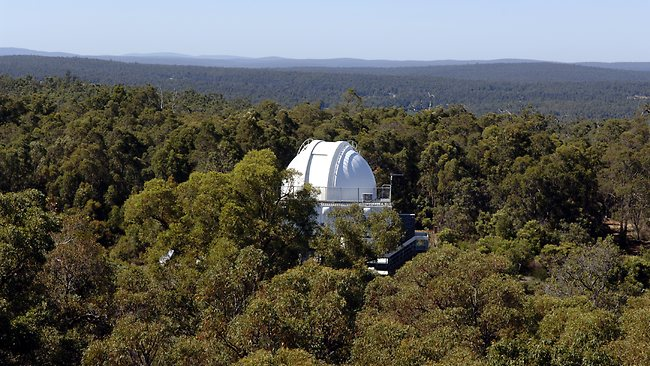 Research at Perth Observatory axed