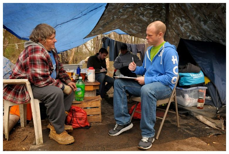 More homeless camps discovered in Bucks County, Pennsylvania