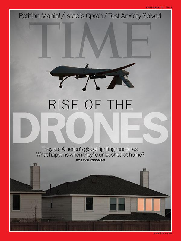 Terminator Obama-2013: The Rise of Domestic Killer Drones