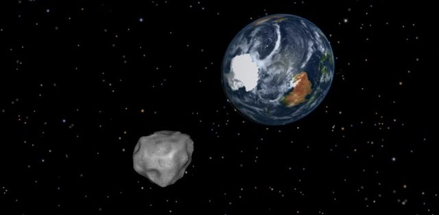 Are we doomed if an asteroid hits Earth?