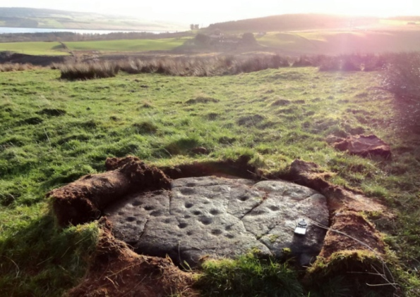 'Largest' Scottish ancient artworks revealed