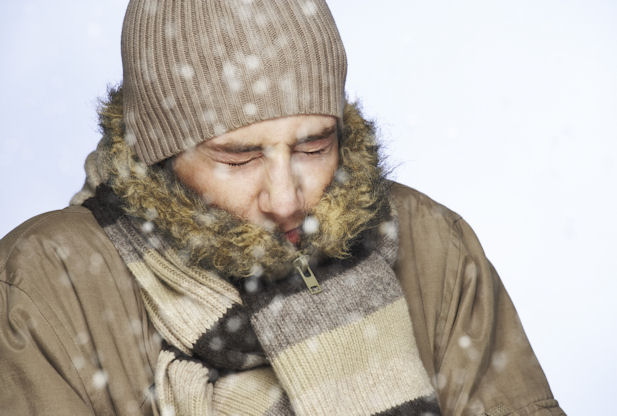 Turning off the cold: Neuroscientists remove chilly protein from skin