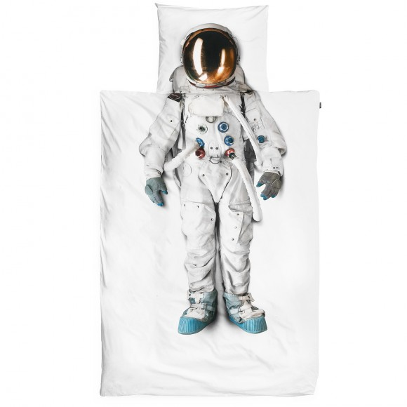 I've always dreamed of being an astronaut...