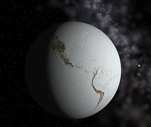 snowball earth ice ages