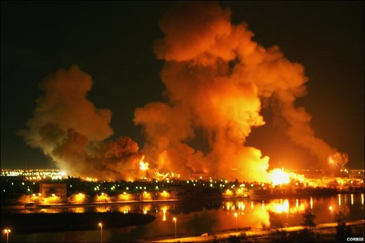 Ten years on, Iraq lies in ruins as new evidence confirms U.S. government used Death Squads to manufacture 'Civil War'