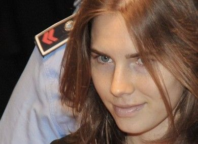 Italian Propaganda: Signs that suggest Amanda Knox is a psychopath