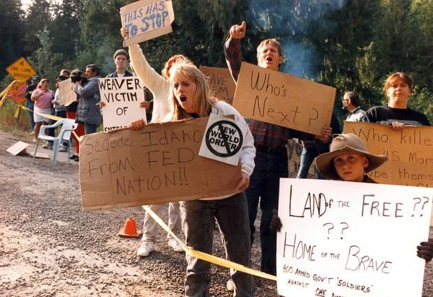Analyzing the ruby ridge catastrophe
