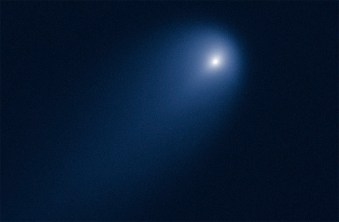 Comet ISON could blast earth with weird meteor shower