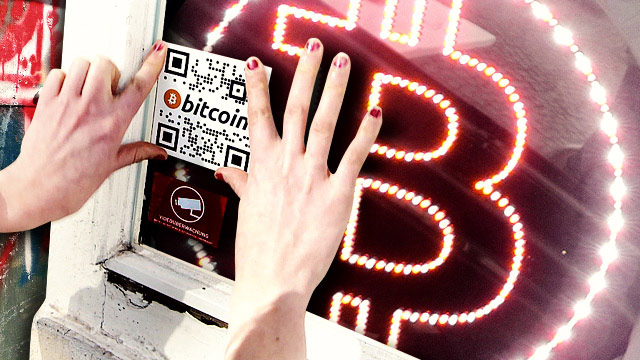 Bitcoin: Virtual currency now in use in shops in Berlin