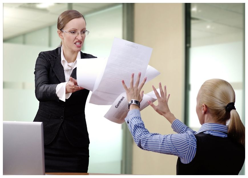 workplace discrimination Workplace discrimination, harassment and bullying (pdf) workplace discrimination, harassment and bullying (word) all employers have a responsibility to make sure that their employees, and people who apply for a job with them, are treated fairly.