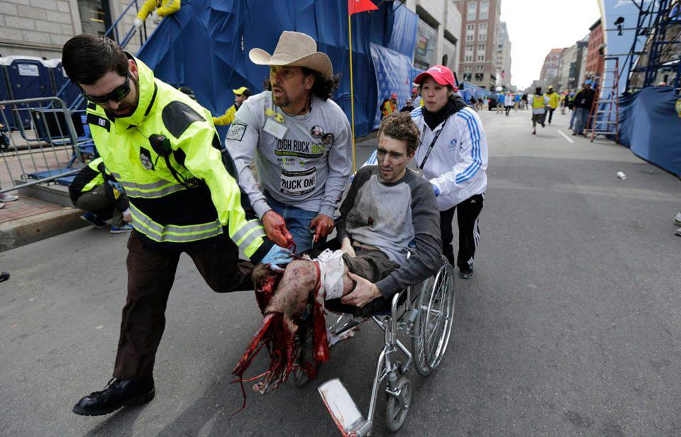 Why there were no 'actors' at the Boston Marathon bombings