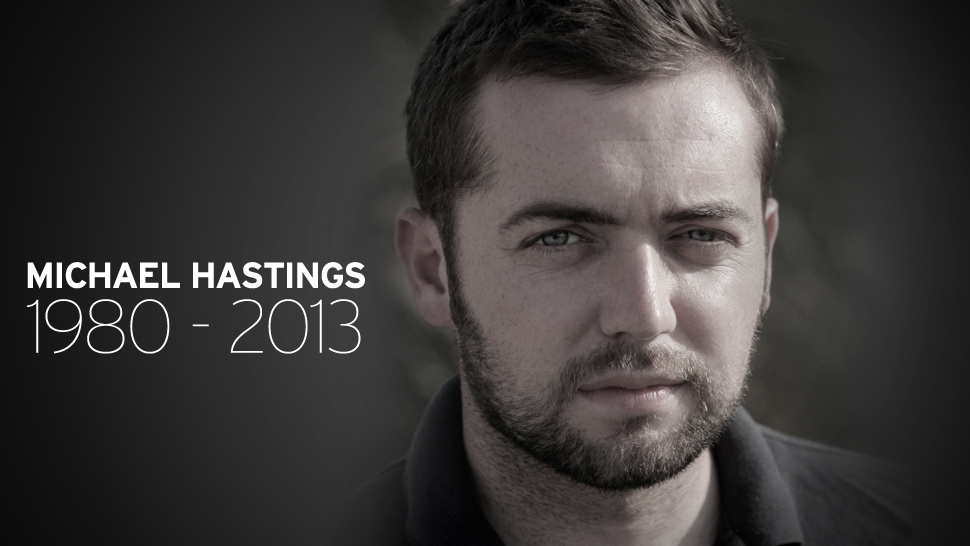 Another whistleblower dead: journalist Michael Hastings