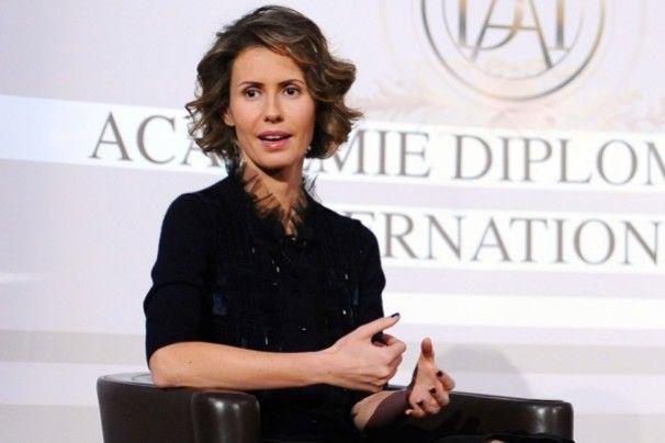 A Rose in the Desert: Asma Al-Assad - Main Forum - Forums ...